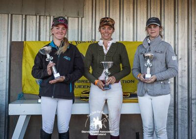 2021 SAQ Showjumping Gala Intermediate Level 70cm High Points - Open results